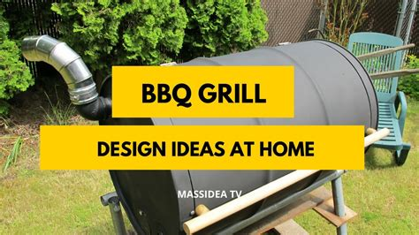 Home Rotisserie Design Ideas 50 Best Bbq Grill Design Ideas At Home 2017