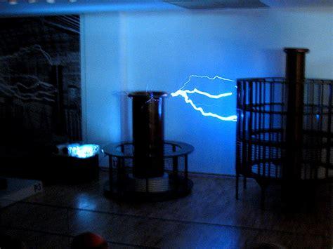 Tesla Coil Experiment Tesla Coil Experiment Croatia Zagreb Split Dubrovnik