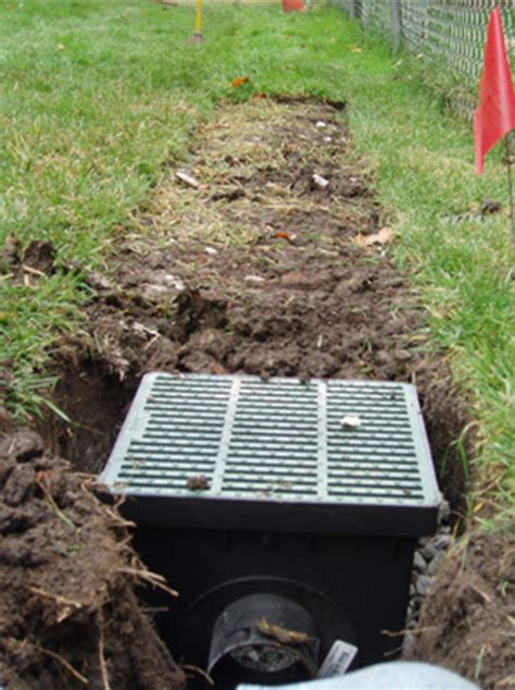 Backyard Drain by Backyard Water Drainage Specs Price Release Date Redesign