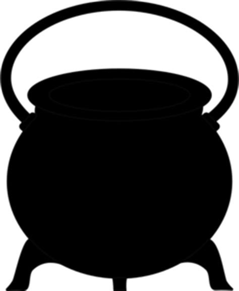 Pot Clay Gold Cactoon cooking pot on clipart 13