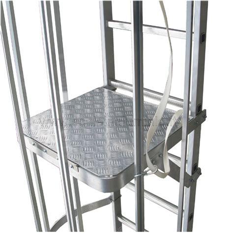 scale con gabbia piano di riposo interno per scala con gabbia