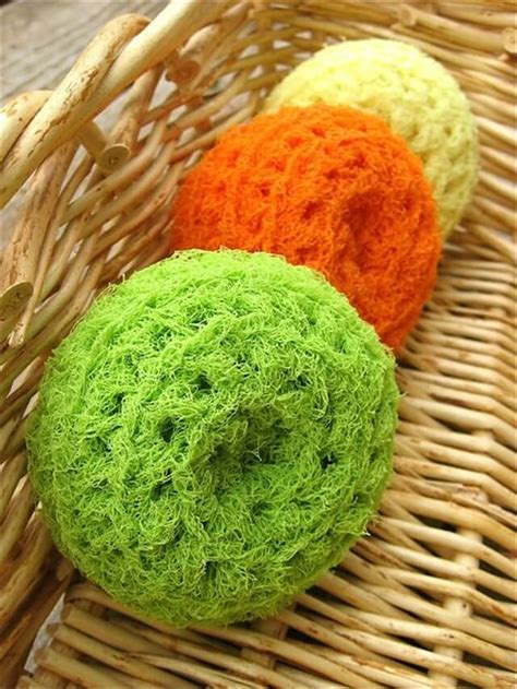 pattern for nylon net scrubbies 13 dishcloths scrubbies crochet patterns diy to make