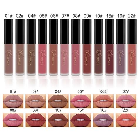 lipstick colors 54pcs nabi high quality lip liner pencils