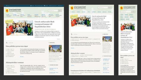 screen layout design exles responsive web design 50 exles and best practices