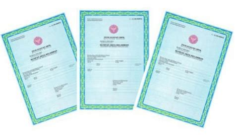 pin akte nikah or marriege certificate on