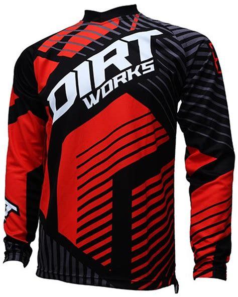 Jersay Sepeda jersey sepeda dirtworks defend hitam biru jual baju