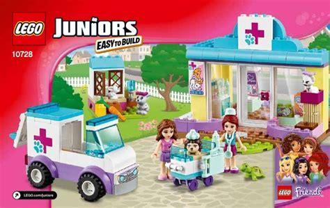Lego Juniors 10728 Mias Vet Clinic lego s vet clinic 10728 4 juniors