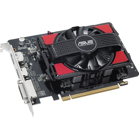 Graphic Card Laptop Asus Asus Radeon R7 250 Graphics Card R7250 1gd5 V2 B H Photo