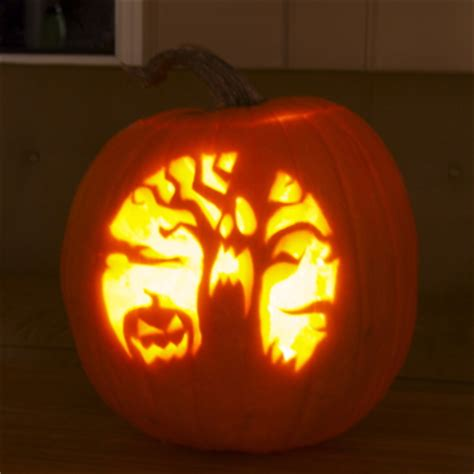 spooky tree pumpkin template the gallery for gt grim reaper carving stencil