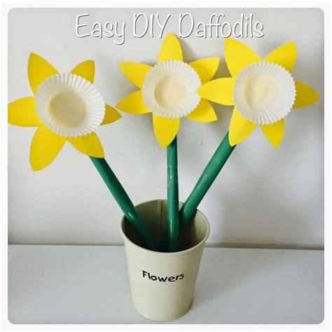 daffodil paper flower pattern 17 best images about family educator ideas on pinterest