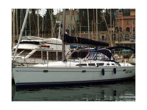 cabinato a vela usato cabinato a vela jeanneau sun odyssey 43 in toscana