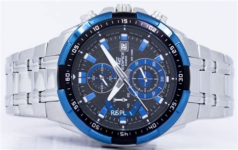 Casio Efr 539d 1a2v Bm Ori casio edifice chronograph quartz efr 539d 1a2v s citywatches co nz