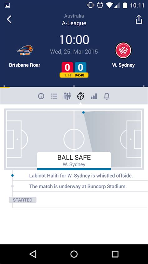 livescore mobile app mobile livescore android apps on play