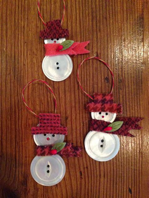 christmas lights craft ideas button snowmen a tutorial knitionary