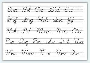 cursive writing alphabet worksheets reviewrevitol free