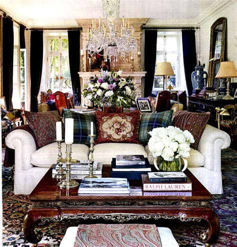 ralph lauren living room 4874 best interiors images on pinterest
