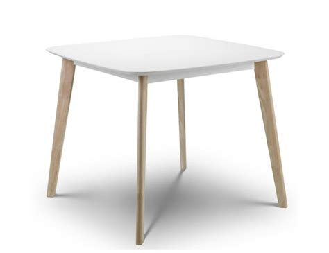 White Lacquer Dining Table Madeira White Lacquer Dining Table