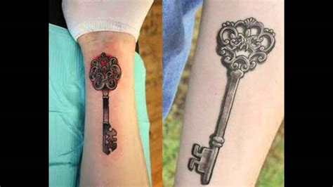 skeleton key tattoo meaning skeleton key meaning