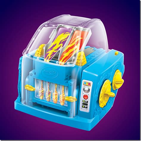color maker crayola crayon maker review gadgetking