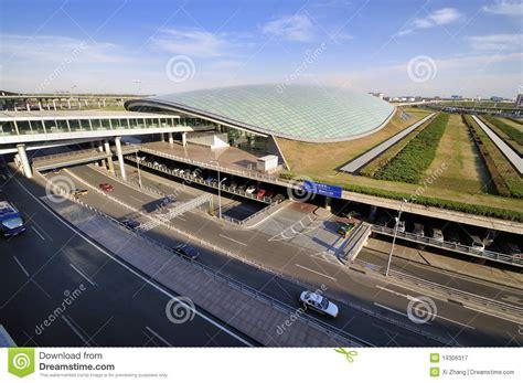 grande porto della cina aeroporto capitale della cina pechino fotografia