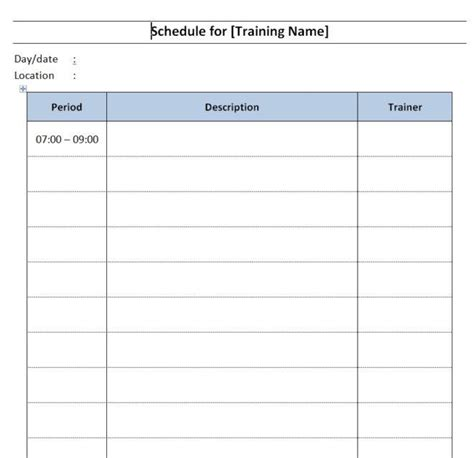 free preventive maintenance schedule template preventive maintenance schedule templates free