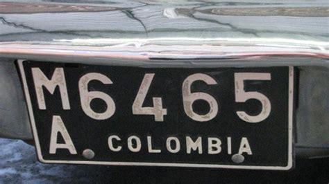 averiguar vehiculo por placa 191 cu 225 ndo cambiar la placa de su veh 237 culo