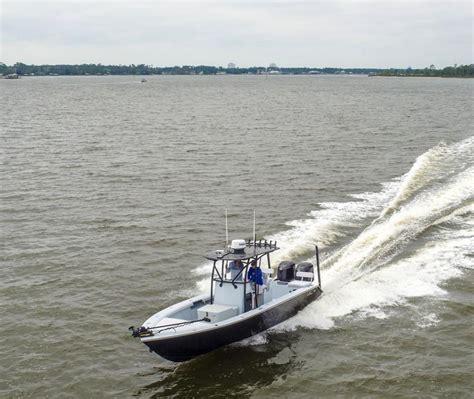 metal shark boat price 2017 metal shark 28 gravois hybrid power boat for sale
