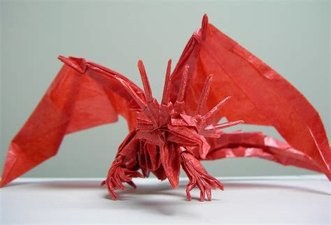 Origami Ancient - 27 spectacular western style origami dragons