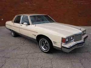 1980 Pontiac Bonneville Find Used 1980 Pontiac Bonneville Brougham Arizona Rust