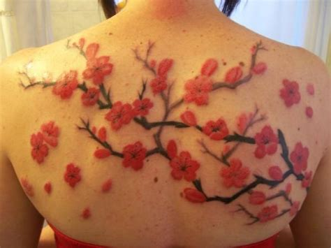 tattoo meaning of cherry blossom tree cherry blossom tree tattoo designs and meanings