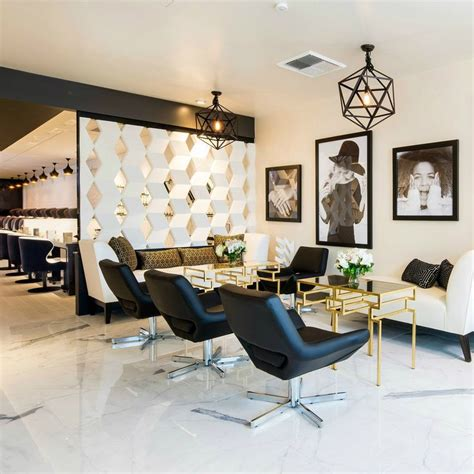 nail salon design studio lounge salon interior inspiration
