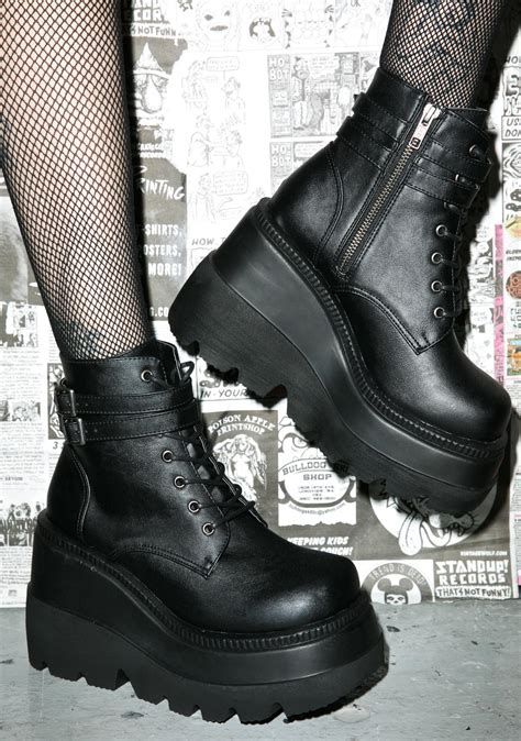 demonia boots for demonia technopagan boots dolls kill