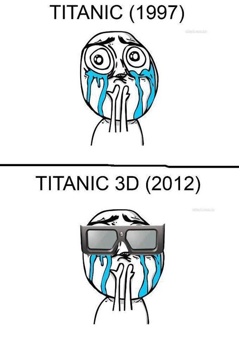 3d Meme - 25 best images about titanic stuff mostly humor on