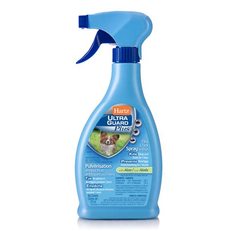 Dijamin Hartz Ultra Guard Flea Tick Spray For Cats 237 Ml 910280 hartz 174 ultraguard plus 174 flea tick spray for dogs with aloe pulv 233 risation antipuces et
