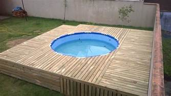 Inexpensive House Plans To Build build an inexpensive above ground swimming pool diy