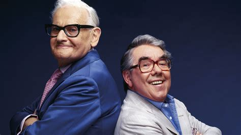 the two ronnies spectacle gold
