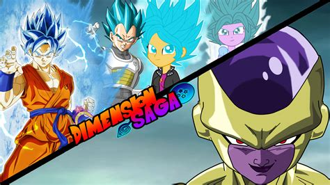 imagenes de goku golden dimension saga ssgss s vs golden frieza by digital