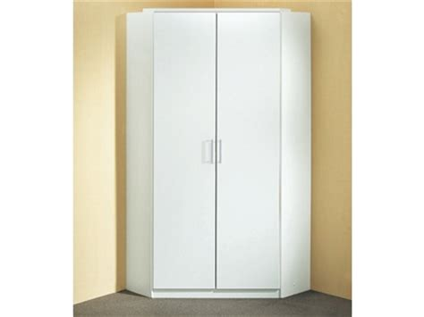 armoire d angle bebe armoire d angle clack blanc portes miroirs