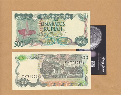 Uang Lama Paket Mahar 17 Rupiah Kertas 2 jual uang kertas kuno untuk mahar 500 rupiah 1982 uang lama