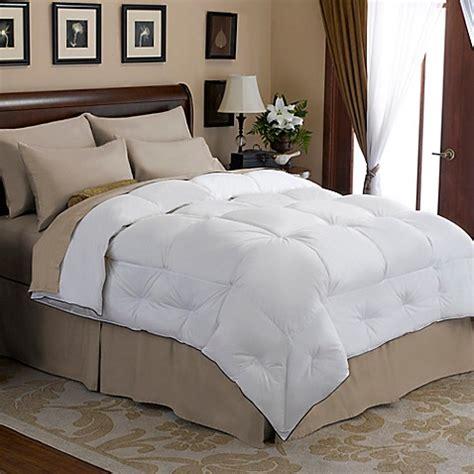 pacific coast down alternative comforter pacific coast 174 feather company superloft comforter in