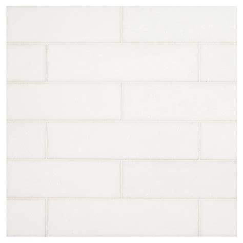 thassos polished 2 quot x 8 quot marble tile