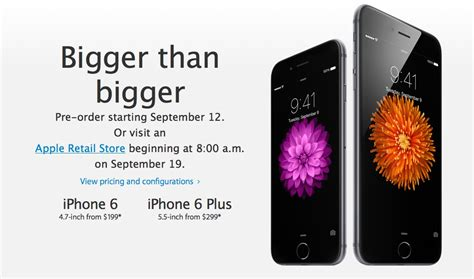 Iphone In Order 11 Iphone 6 Pre Order Tips
