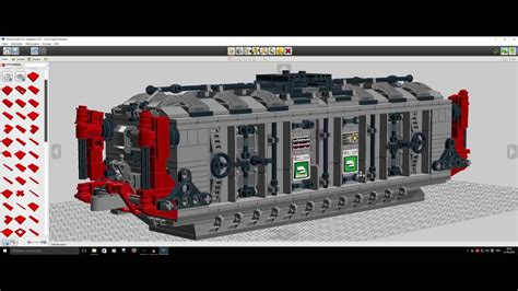 tutorial lego digital designer lego digital designer tutorial 3 snot techniken youtube