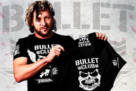 kenny omega bullet club tekken 7 x njpw bullet club collaboration shirts bryan
