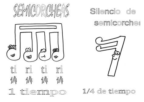 imagenes figuras musicales figuras musicales