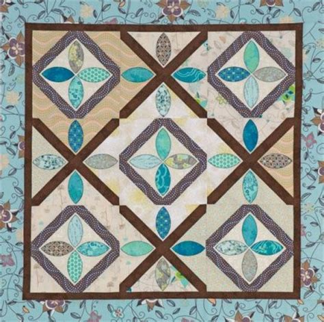 Teal Colored Quilts Quilting Color Trend Teal Allpeoplequilt