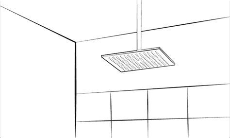 pulire soffione doccia il soffione doccia dynamica di fir italia miscelatori