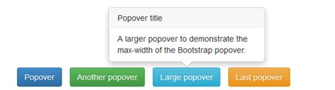 tutorial bootstrap popover how to create popovers with bootstrap 3 tutorial republic