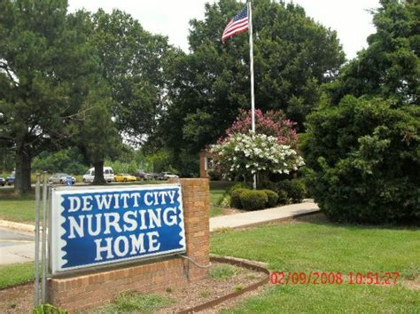 dewitt nursing home