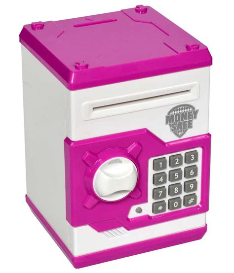 Money Bank money safe pink money bank buy money safe pink money